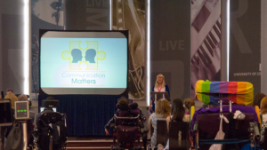 Registration is now open for the Communication Matters National AAC Conference, 10-12 September 2017