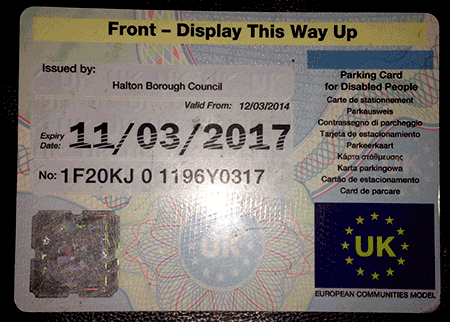 Adults with autism are losing their blue badge for parking because new benefit rules focus heavily on physical disability, says a charity.