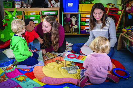 Families benefit from study into language delays