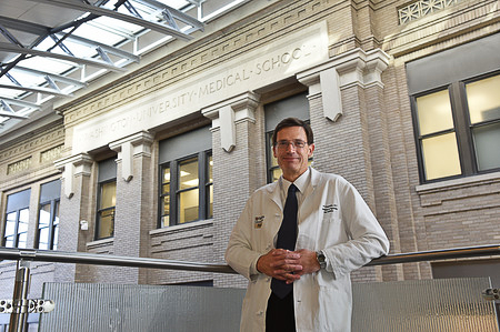 Professor John N Constantino: genetic link found to autistic behaviours
