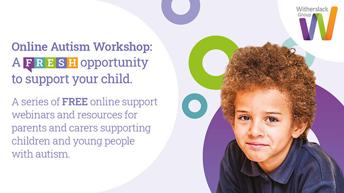 Witherslack Group are launching a free online series of webinars to help parents and carers continue to get the support and advice they need during this challenging year.