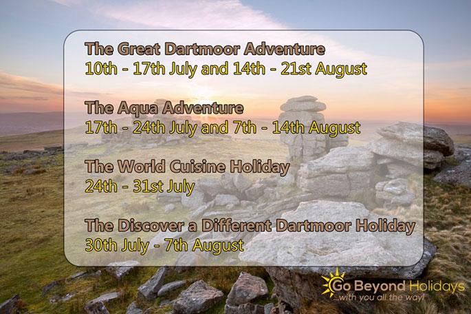 Go Beyond Dartmoor