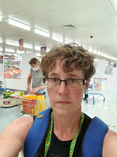 The abuse people with autism face by not wearing masks in public has lead families to campaign to overturn the law on masks in shops and transport.
