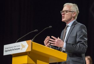 Norman Lamb: 'Distress' as face-down restraint still used