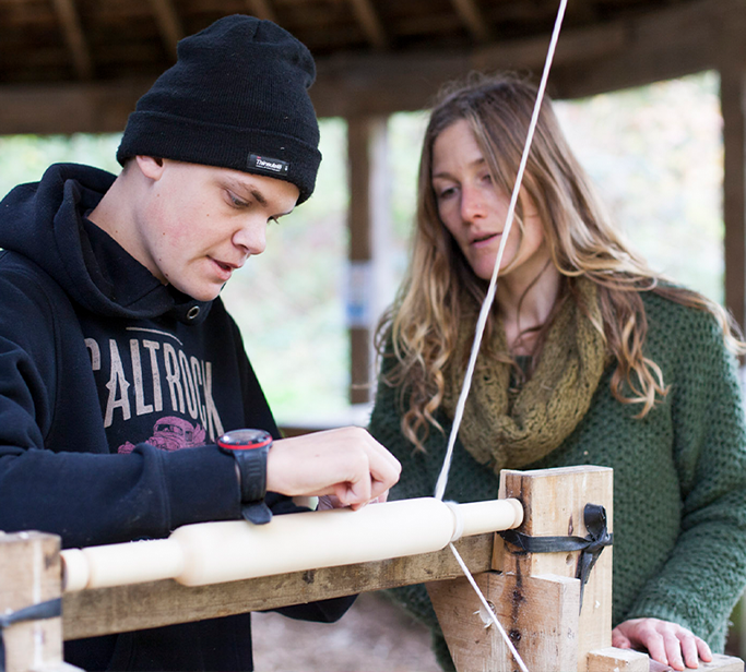 Ruskin Mill Trust's education and care provisions have remained open to our learners throughout the Covid-19 pandemic, with our most vulnerable children and young adults receiving face-to-face education opportunities.