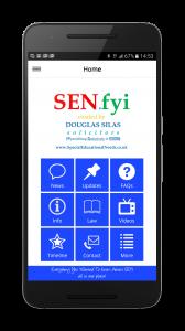 SEN.fyi app from Douglas Silas solicitors