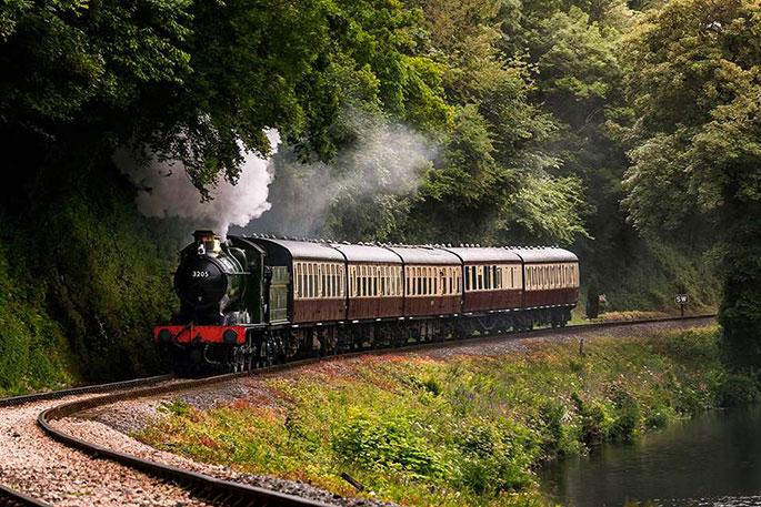 Go Beyond South Devon Railway