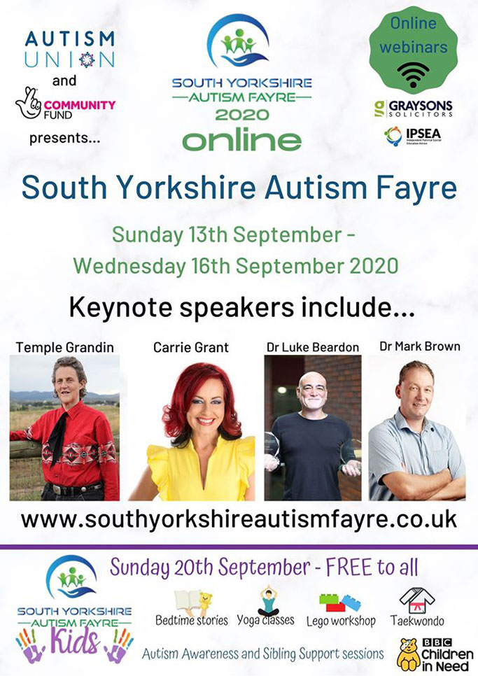 South Yorkshire Autism Fayre
