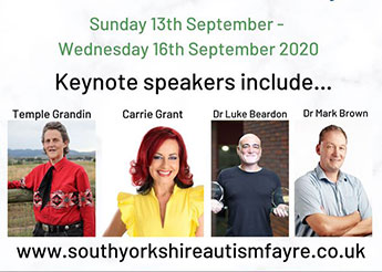 South Yorkshire Autism Fayre 2020