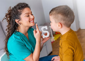 Speech Language Social Communication