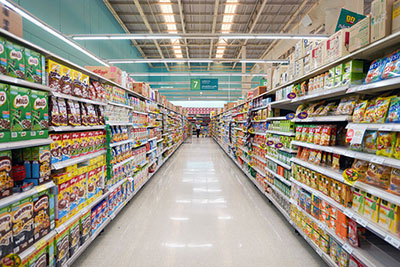 Supermarkets must do more to ensure people with learning disabilities and autism get food during the new lockdown.