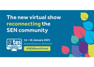 Tes SEN Show Virtual 2021