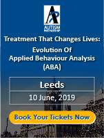 Autism Partnership Conference Leeds 2019