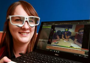 Eye-tracking device helps to understand autism